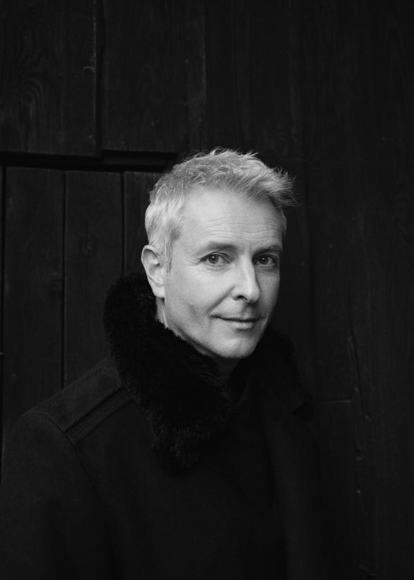 Porträt Dirigent Alexander Liebreich - Copyright Matthias Ziegler