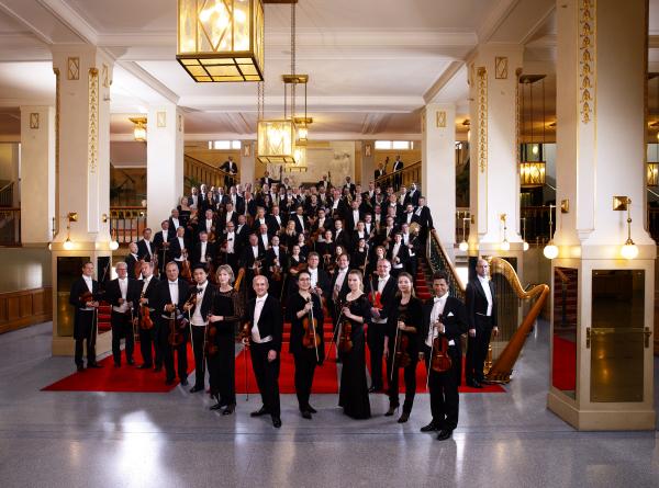 Gruppenbild der Wiener Symphoniker © Peter Rigaud