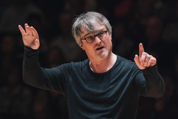 Conductor Ingo Metzmacher © Markus Werner