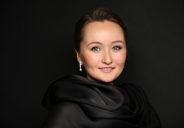 Portrait Soprano Julia Lezhneva - Copyright Emil Matveev