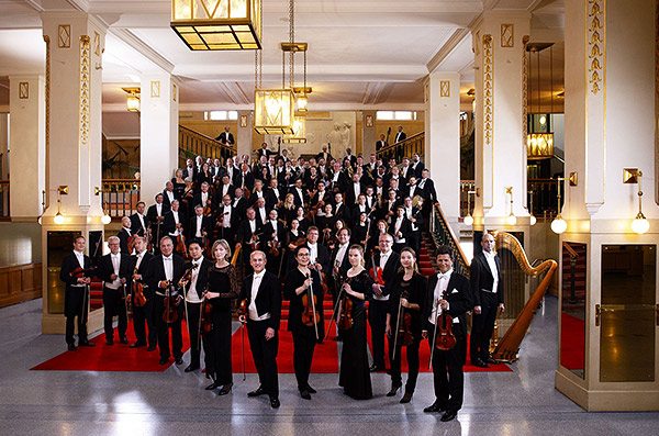 Press photo Wiener Symphoniker © Peter Rigaud