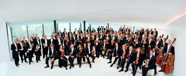 Pressefoto Wiener Symphoniker © Andreas Balon