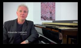 Alexander Liebreich, Dirigent