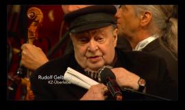 Rudolf Gelbard, KZ-Überlebender