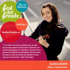 Elena Kodin, Wiener Symphoniker