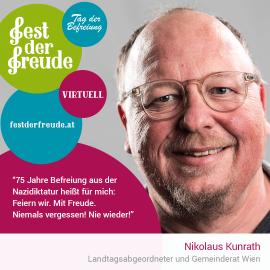 Nikolaus Kunrath, Landtagsabgeordneter und Gemeinderat Wien