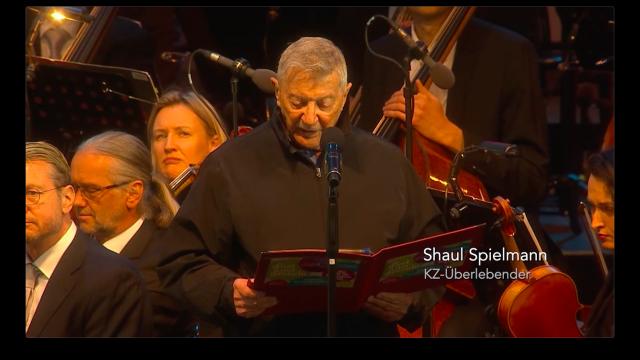 Shaul Spielmann, KZ-Überlebender